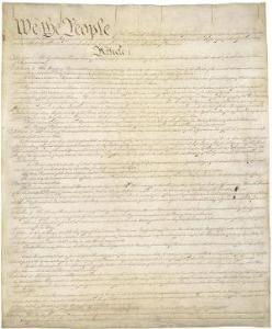 The US Constitution: Do you miss me yet?